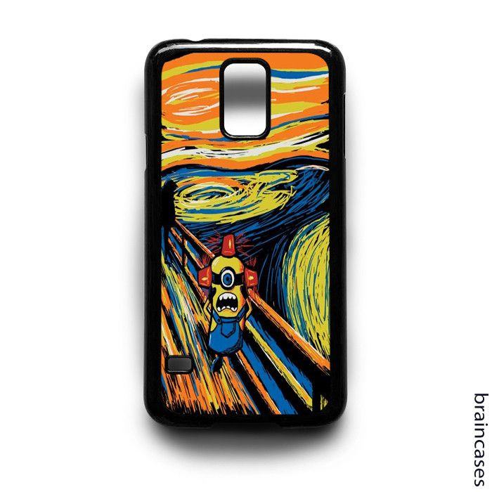 Minion in paint case Samsung Galaxy S-series Note-series