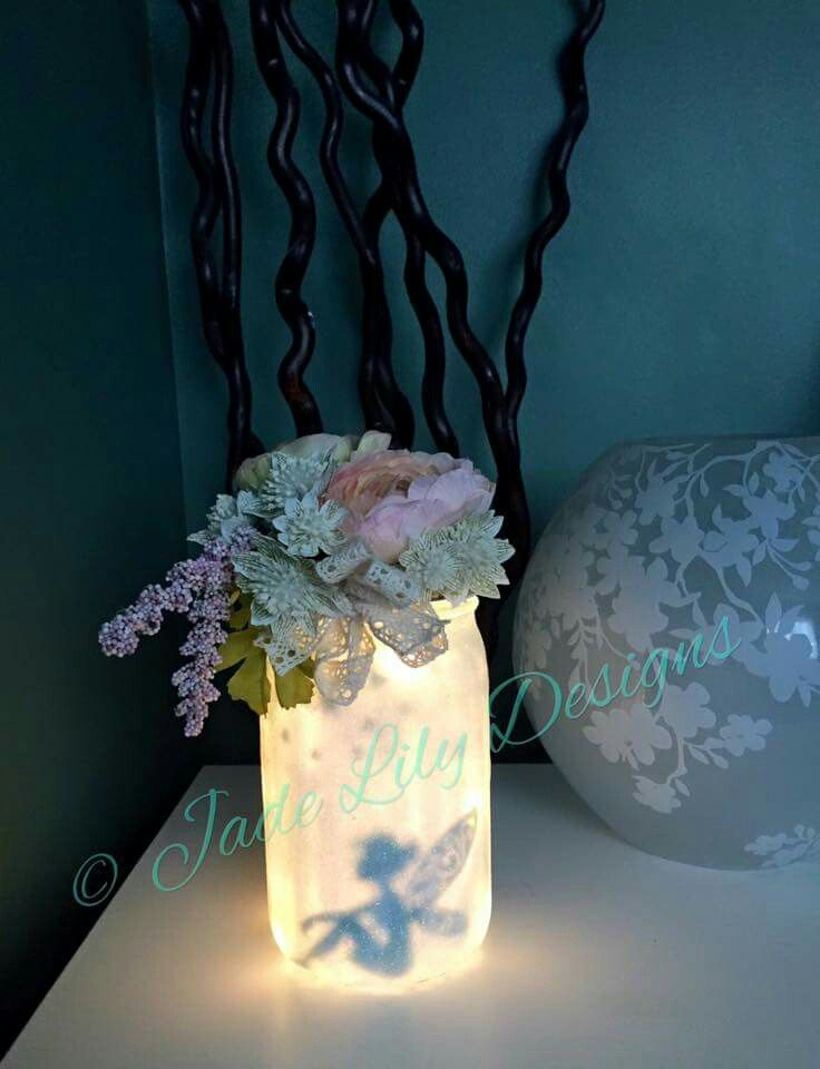 25+ best ideas about Fairy jars on Pinterest Glow jars, Glow mason jars and Garden fairy lights