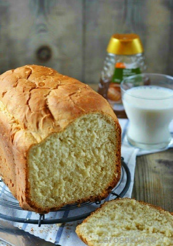 Pan de miel en panificadora