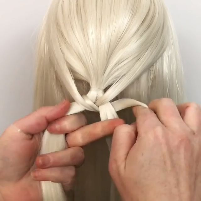 Quick and Easy Braid Tutorial!