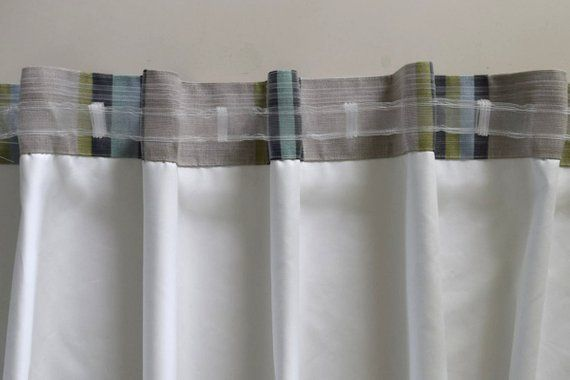 Translucent Shirring Tape For Ripple Fold Drapery 3 Meters