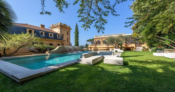 "10 bedrooms Villa, this magnificent property built in 1880 and located in the sought after area of ""La Californie"" in Cannes, within 1.4 km from the famous ""Palais des festivals"" and only 25 minutes' walk from the center of Cannes.#Cannes #MIPIM #CannesLions #Mapic #Cannesfilmfestival #MIPCOM #Mipmarkets #vacationrental #summerrental #cannesvilla #villarentals  #rentals #Luxuryvilla #cannesaccommodation #Luxuryrental"