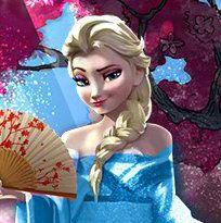 Elsa Japonya Yolculuğu Oyunu  Karlar ülkesi prensesi güzel bir seyahat planını hazırlayarak Japonya'ya Uçmak istiyor. Elsa Japonya yolculuğu için kendine özel olarak hazırlattığı uzay mekiği ile uçmak istiyor. Uzay mekiği ile gezegenlerin arasından uçarak Japonya'ya ulaşmaya çalışan Elsa, uzay mekiğini tek başına kullanmaktan çekiniyor