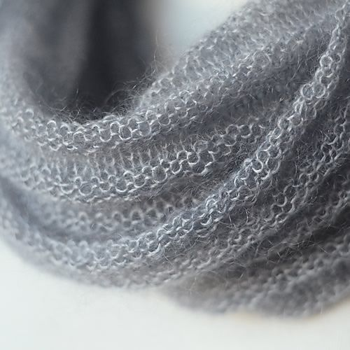 Free Pattern: Welted Cowl by Jane Richmond