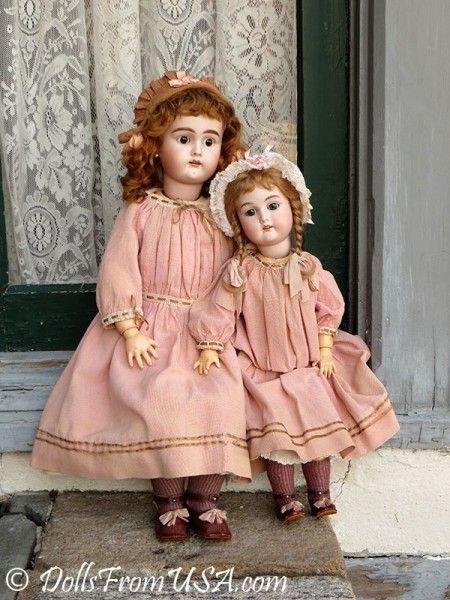 Чудесный блог об антикварных куклах. Нажми на фото #антикварнаякукла #старинныеигрушки /Wonderful blog about antique dolls. Click on the photo #antiquedolls  #olddolls