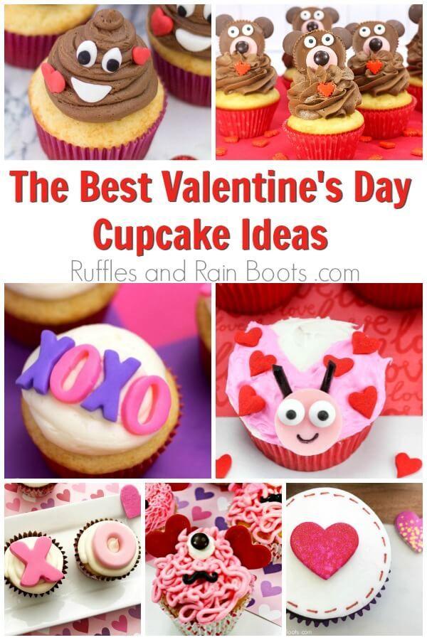 Valentine S Day Cupcake Recipes Valentine Day Cupcakes Easy Valentines Cupcakes Cupcake Recipes