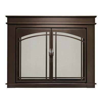 Best 25+ Glass fireplace doors ideas on Pinterest   Glass ...