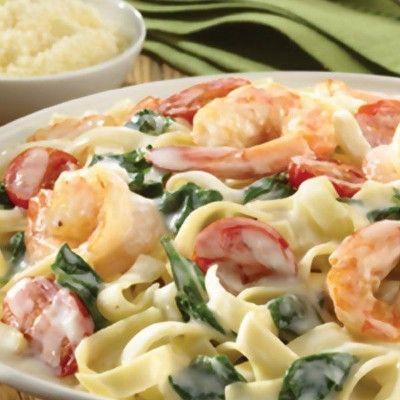 Knorr Creamy Shrimp Alfredo Recipe Target Recipes