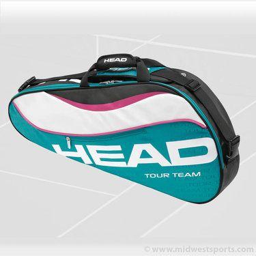 Head Tour Team Teal Pro Tennis Bag