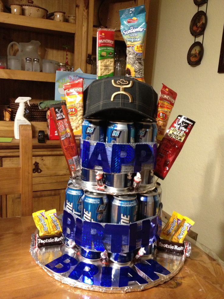 Ultra Gifts Gift Ideas: Adult Birthday Cakes, 21st