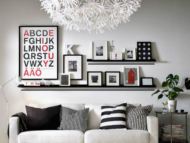 Ese cuadro en la pared: consejos para enmarcar y combinar con la decoración de nuestra casa #decoracion #cuadros