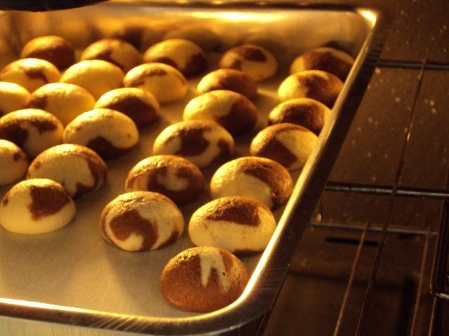 Bolachinha Vaca Malhada: ma-ra-vi-lho-sa!!! | Cozinhar é preciso !