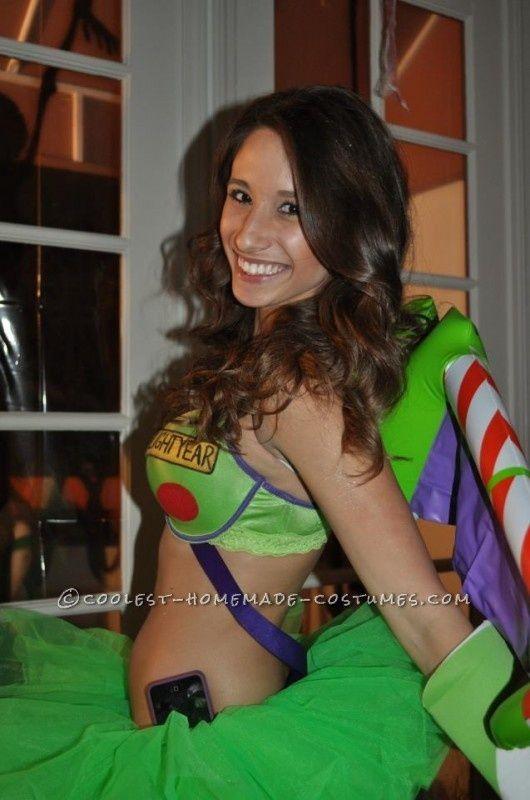 Buzz Light Year Costume
