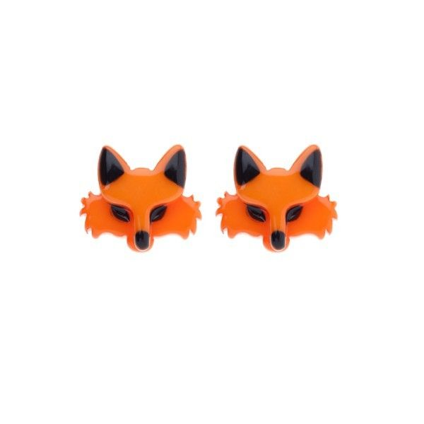 Foxy earrings (http://www.prettydress.com.au/foxy-earrings/)