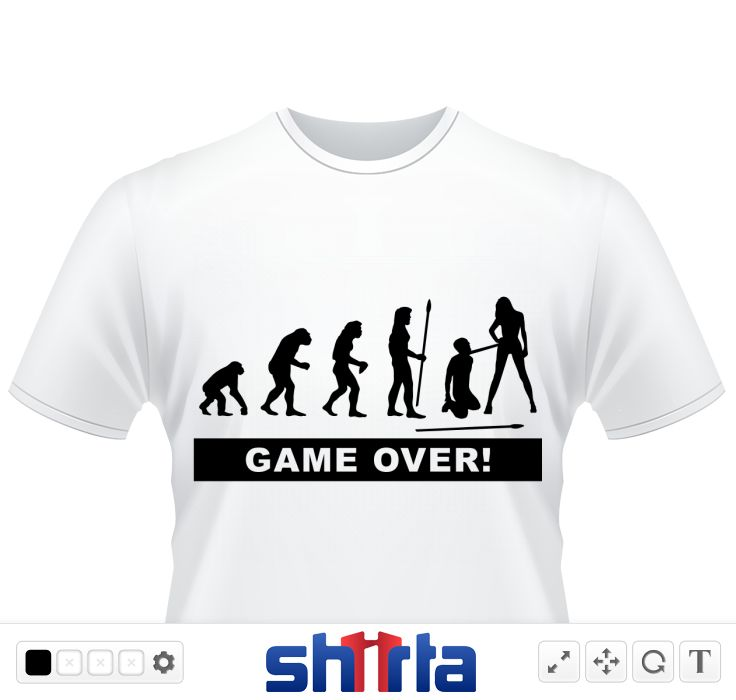 17 Best images about Game Over JGA T Shirts on Pinterest