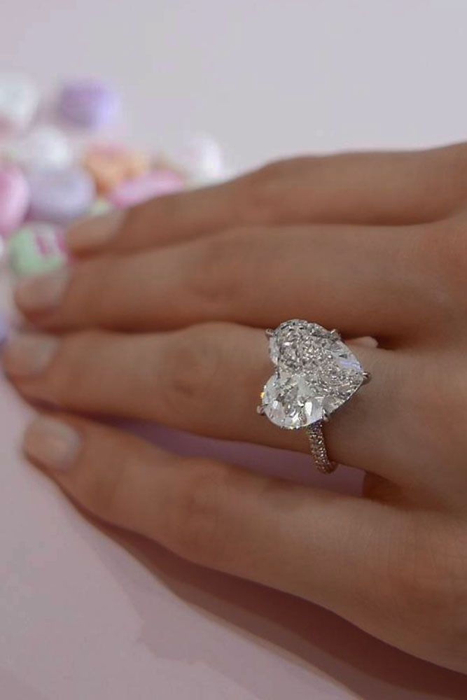 Perfect Solitaire Engagement Rings For Women ★ See more: ohsoperfectpropos… …