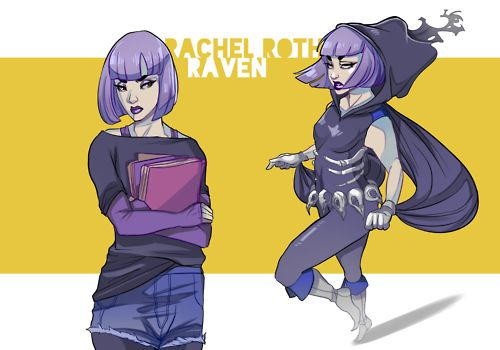 Teen Titans Fan Comic Concept Art Is Seriously Cool | The Mary Sue Raven