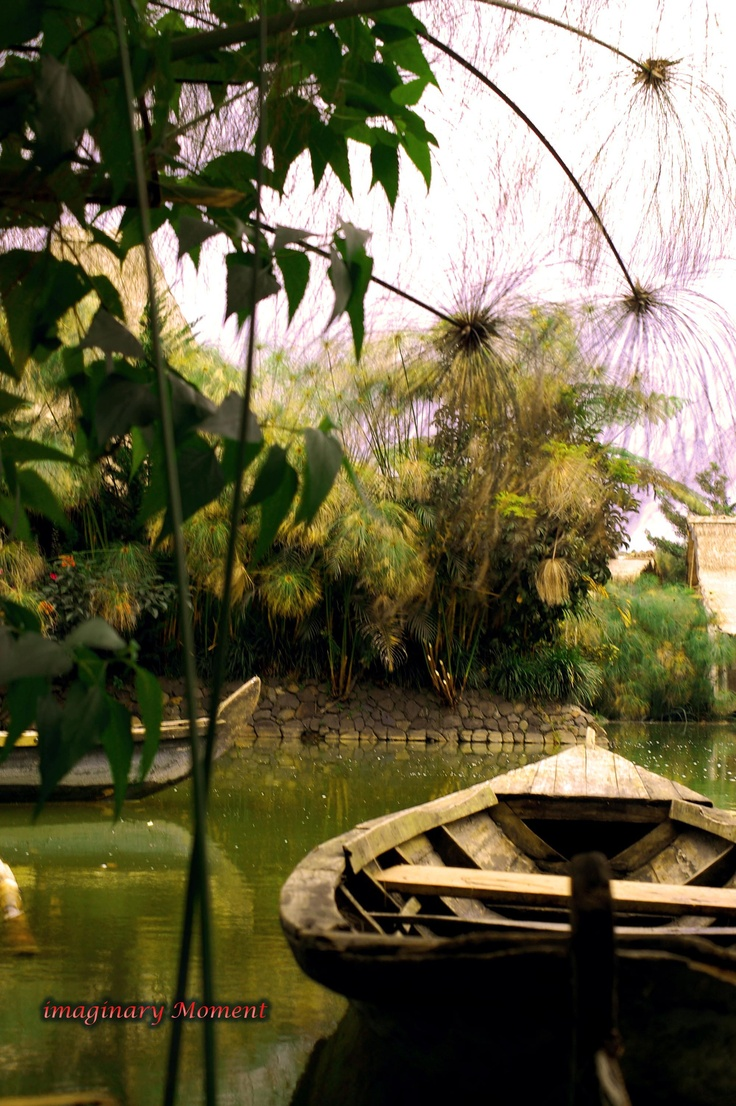 Small Boat - Lembang Bandung - indonesia - by imaginarymoment