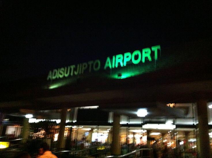 Adisutjipto International Airport (JOG) in Yogyakarta, DI Yogyakarta
