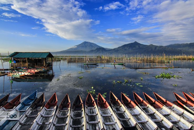 Racing to Go to Fishing by Franciscus Satriya Wicaksana on 500px