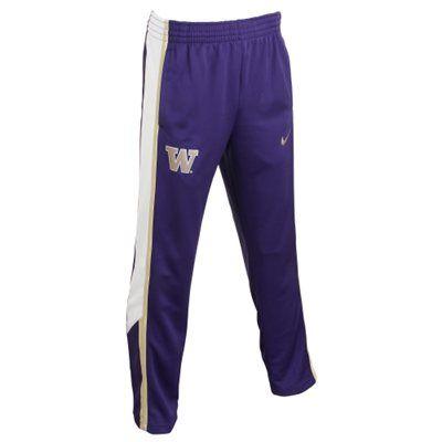 Nike Washington Huskies Game Pants - Purple