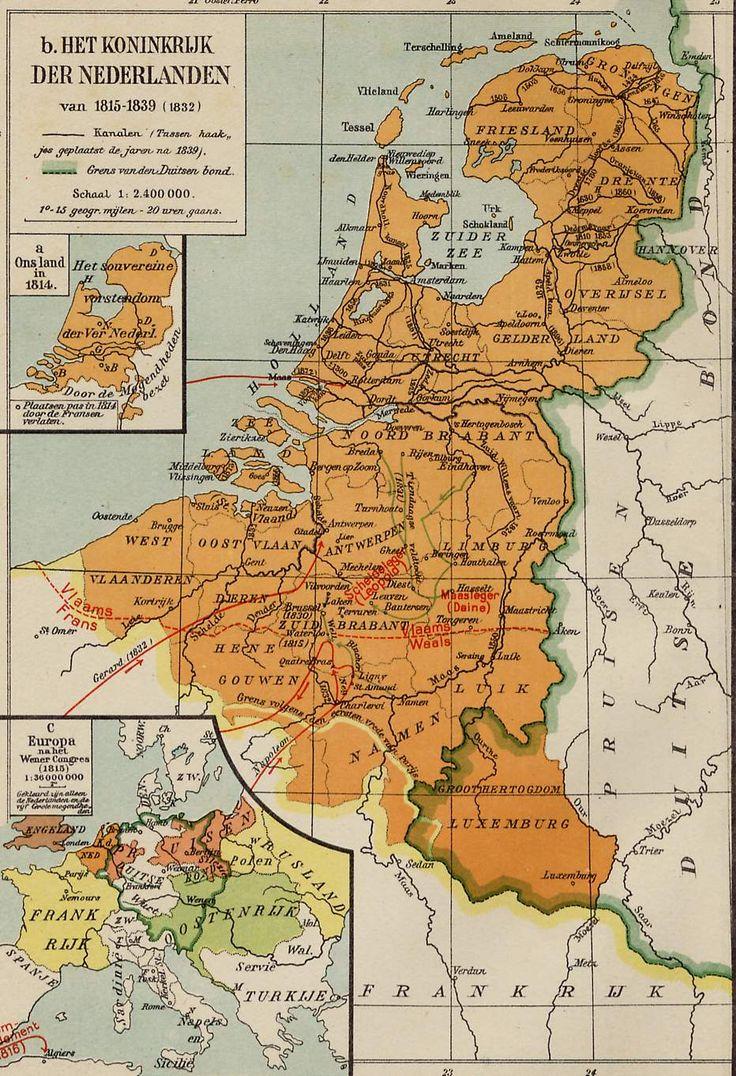 Lodewijk Napoleon (1778-1846) Koning van Holland . Deze man heeft veel voor Nederland gedaan tijdens zijn korte regeerperiode begin 19e eeuw (1806-1810). De grenzen van het Koninkrijk Holland 1806 …