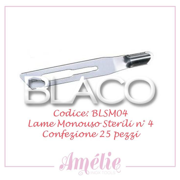 Amelie inox tools sgorbia box 25pz num. 4