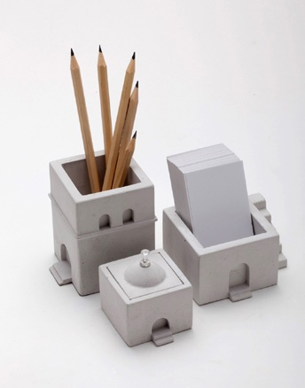 architect office supplies. Concrete Houses For The Office Desk. Architect Supplies I