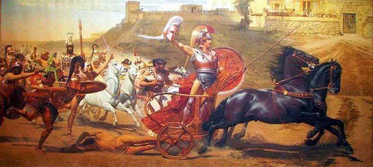 Πότε και Από Ποιόν Σκοτώθηκε ο Αχιλλέας; ΝΟΜΙΖΕΤΕ ΟΤΙ ΞΕΡΕΤΕ;