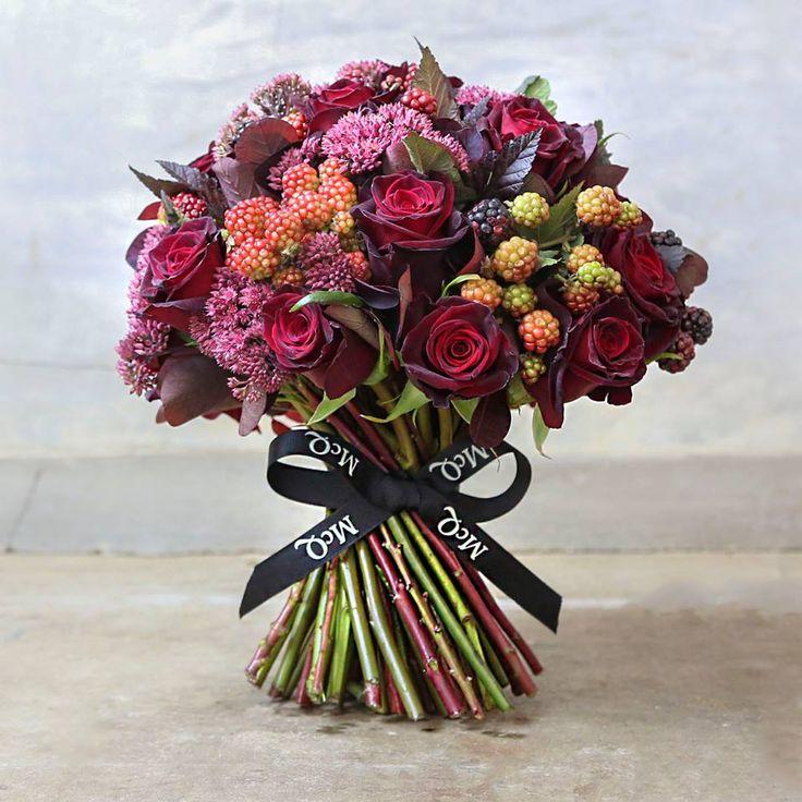 Beautiful Autumnal Bouquet