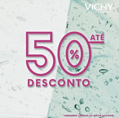 Amostras e Passatempos: Flash Sale Vichy by Skin