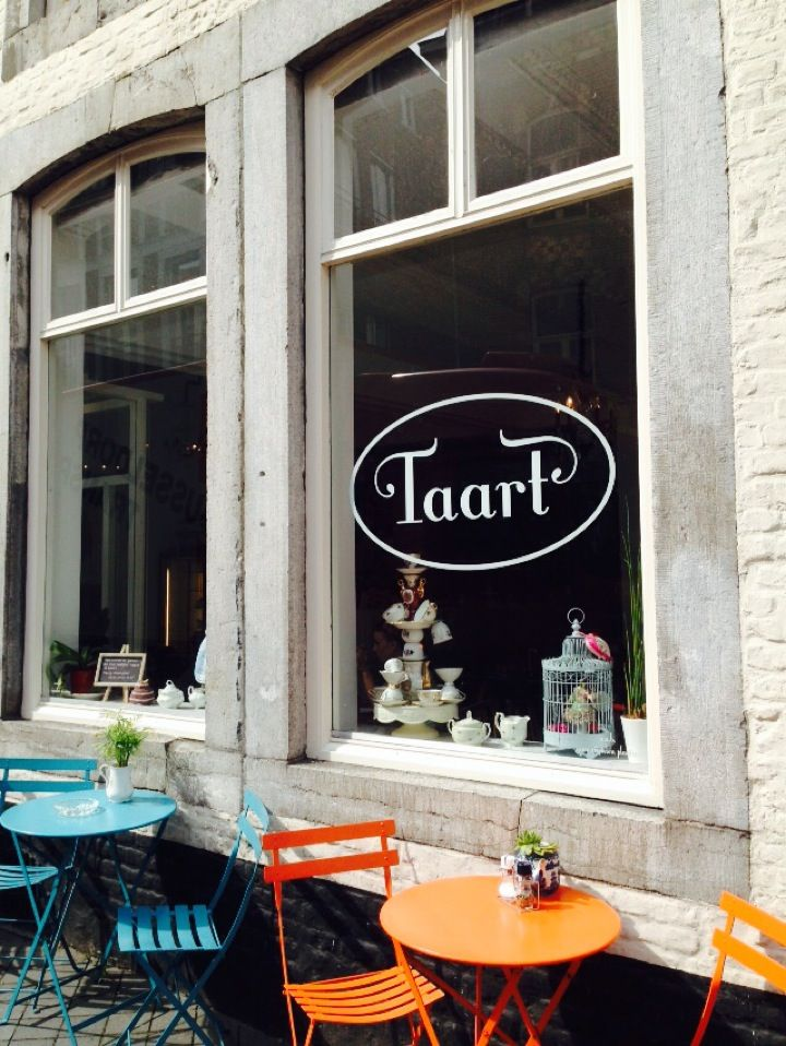 TaartZaak, Helmstraat 2A - A nice piece of cake.