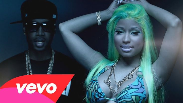 check it out Nicki Minaj - Beez In The Trap (Explicit) ft. 2 Chainz