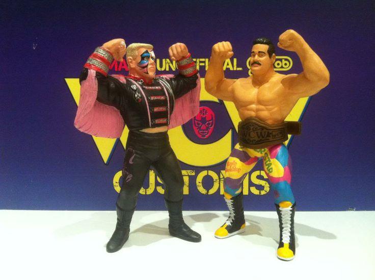 WCW Galoob Custom NEW