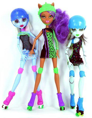 Bad Girls   #MonsterHigh