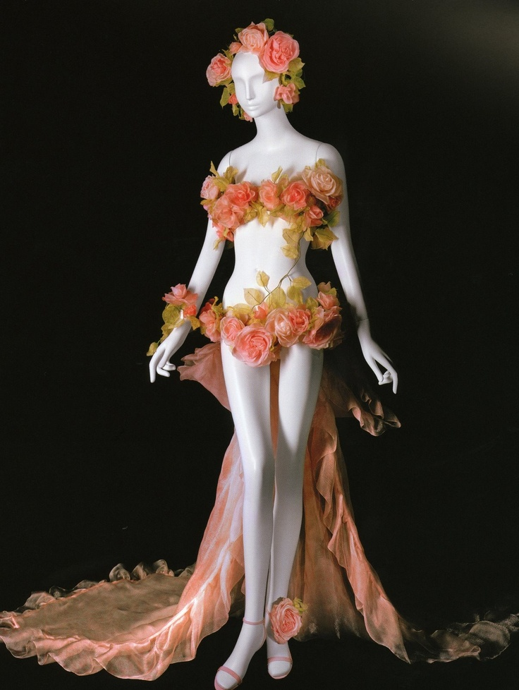 Fashion is My Muse: Yves Saint Laurent Retrospective at the Museum of Fine Arts in Montreal  2008