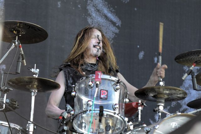 Hellfest 2014 : Rob Zombie - Ginger Fish