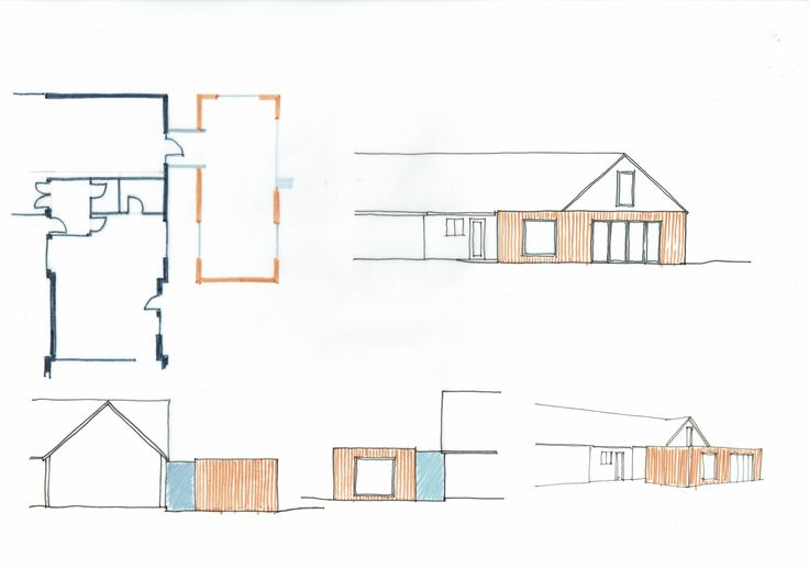 Barn conversion extension ideas