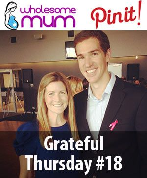 Grateful Thursday #18 | Get Real About Marriage – Wholesome Mum