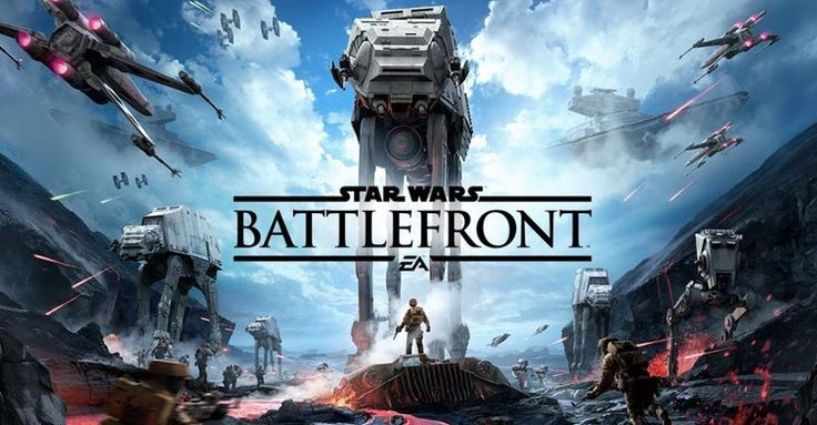 7 motivos motivos para jogar Star Wars Battlefront http://r7.com/tTRs