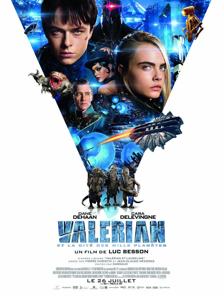 Au 28èmesiècle, Valérian et Laureline forment une équipe d'agents spatio-temporels chargés de maintenir l'ordre dans les territoires humains. Mandaté par le Ministre de la Défense, le duo part en mission sur l'extraordinaire cité intergalactiqu...