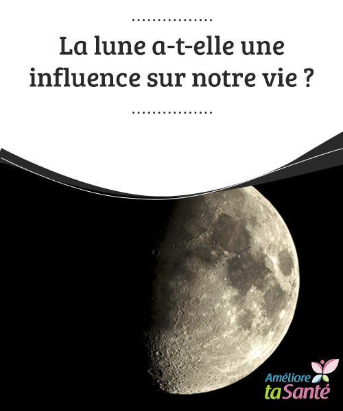 La #lune a-t-elle une #influence sur notre vie ?   Saviez-vous que les #cycles de la lune modifient visiblement notre #personnalité, notre état d'âme, et notre humeur ?