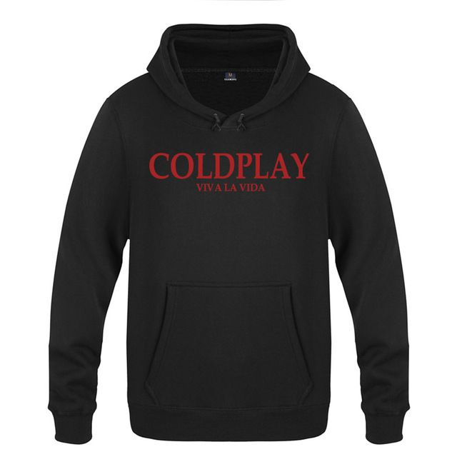Check it on our site England Band Coldplay Pullover Cotton Winter Teenages Coldplay Logo Sweatershirt Hoodies Hoody Viva La Vida just only $26.82 with free shipping worldwide  #hoodiessweatshirtsformen Plese click on picture to see our special price for you