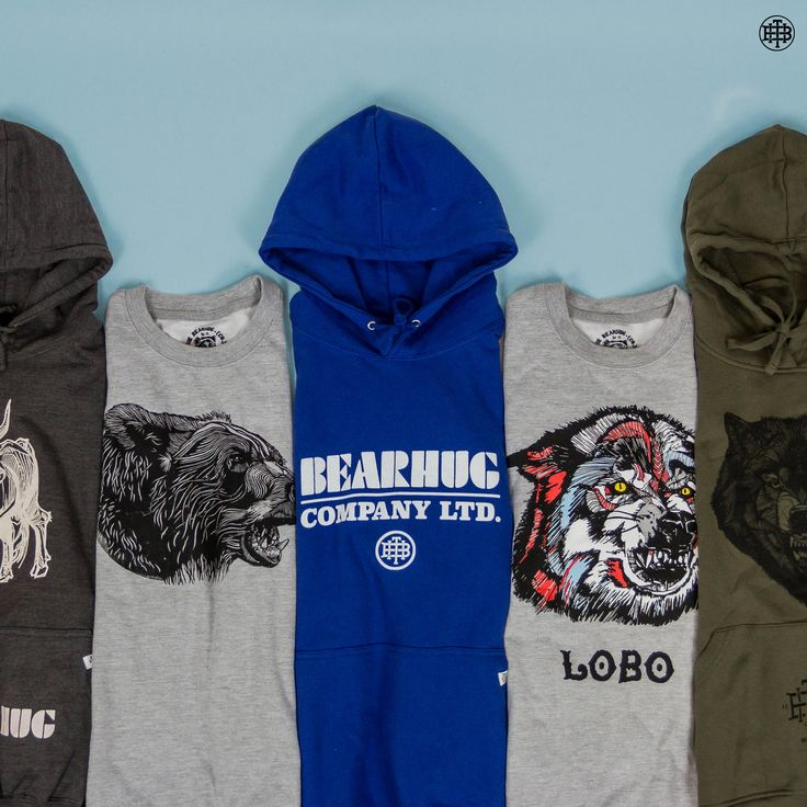 Loads of Classic - Samples - Deadstock hoodies and sweats in our Stockroom sale! £20 each.