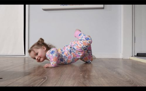 DEAR BROOKE; MY 18 MONTH OLD DAUGHTER | THE WATTS