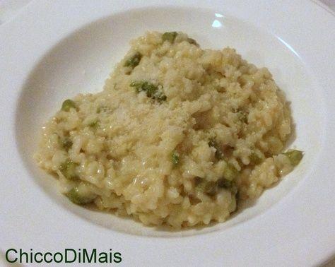 Risotto agli asparagi ricetta primo il chicco di mais http://blog.giallozafferano.it/ilchiccodimais/risotto-agli-asparagi-ricetta-primo/