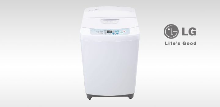 This LG 6.5KG White Top Load Washer will come in handy for all those sandy beach towels this Summer!