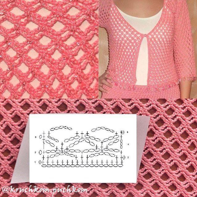 Розово-коралловый костюм, состоящий из укороченного сетчатого жакета и юбочки, украшенный натуральными камнями #костюм #вязание #вязаниекрючком #вязаныйкостюм #коралловый #розовый #схема #схемакрючком #крючкомпучком #ручнаяработа #лето #мода #крючком #крючок #явяжу #узор #схемавязания #вяжутнетолькобабушки #crochet #tejido