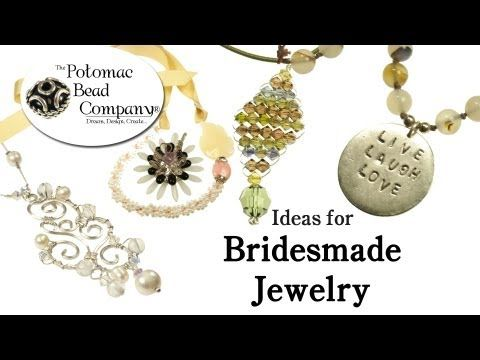 This video gives lots of ideas for Bridesmaid jewelry at weddings.  http://www.potomacbeads.com