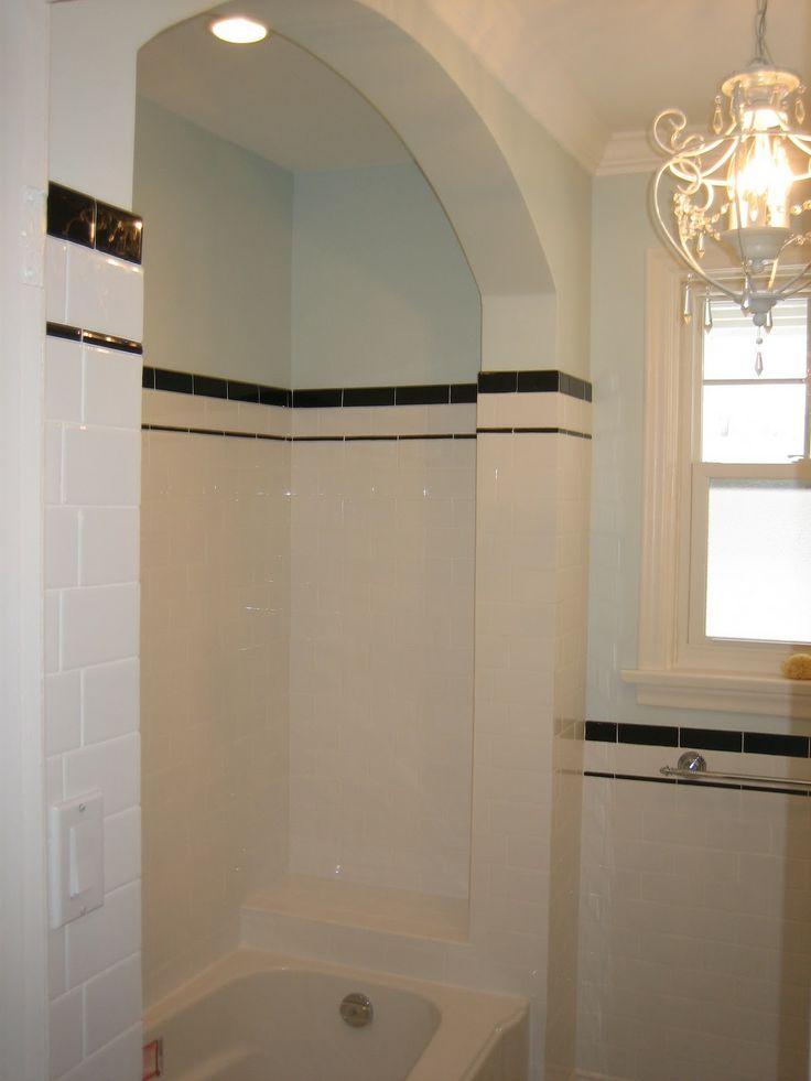 beautiful cottage bathroom